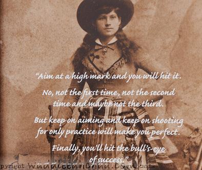 annie-oakley-2-w-shoot-high-quote