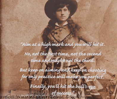 annie-oakley-2-w-shoot-high-quote